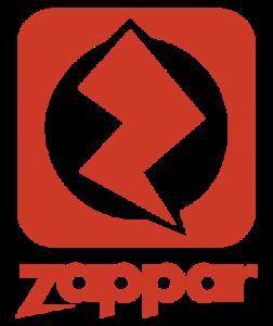 zappar retailtech logo
